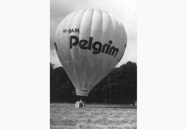Pelgrim_Historie_beeld_1986