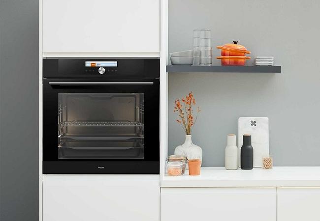 Pelgrim Matzwart Oven In Keuken