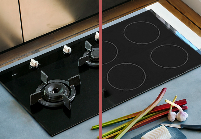 Pelgrim gas of inductie kookplaat