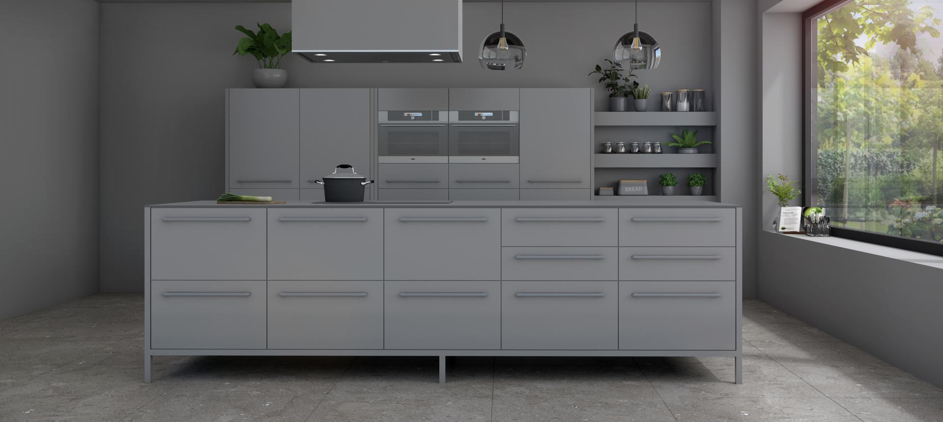 keuken rvs